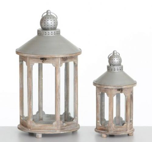 Round Lanterns (Set Of 2)
